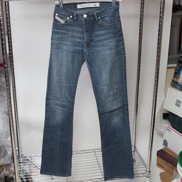 e1141464 Diesel Other - Diesel Fanker Slim Bootcut Jeans 26x34